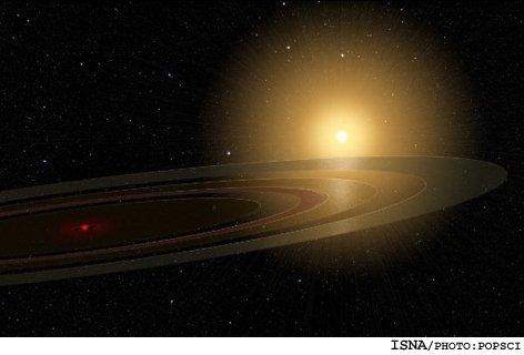 کشف نخستین سیاره حلقه دار شبه زحل