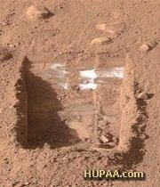 مریخ، سیارهای آب دار