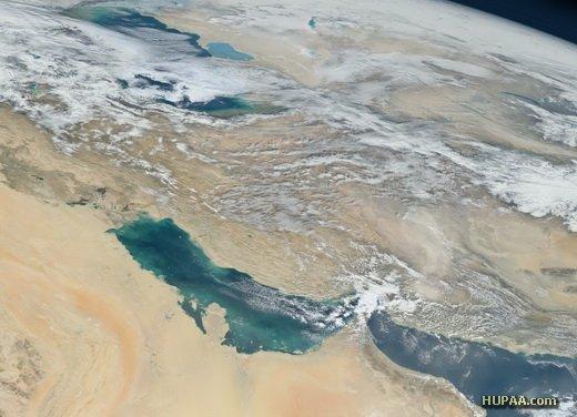 ایران پهناور در «مروارید آبی»