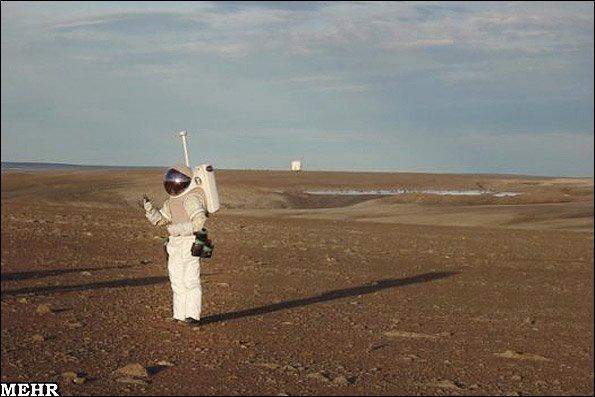 تصاویر شبیه ترین مناطق زمین به سیاره های فضایی