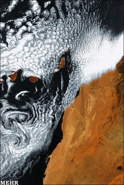 برترین تصاویر هوایی از زمین