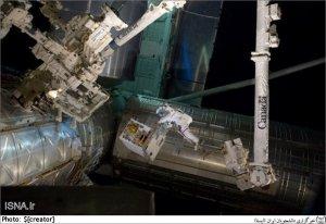 آغاز مأموریت سوختگیری روباتیک در ایستگاه فضایی بینالمللی