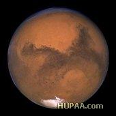 ابر مرموز در آسمان مریخ