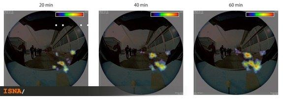 شناسایی مناطق آلوده به رادیواکتیو با دوربین فناوری فضایی