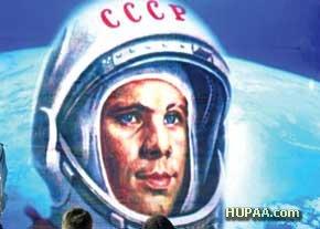 نخستین کیهاننورد جهان چگونه کشته شد