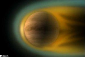 سیاره زهره شفق قطبی دارد