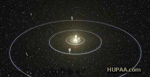 شکست رکورد منظومه شمسی