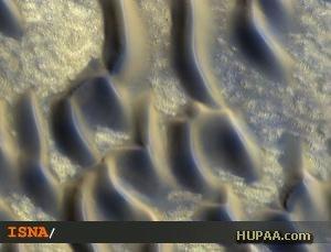 یافتههای جدید از منطقه شیشهای اسرار آمیز مریخ