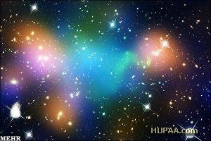 ماده تاریک از اطراف خورشید مفقود شد