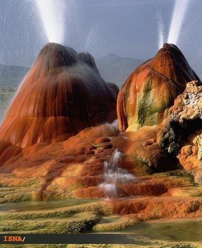 تصاویر خارق العاده از زیبایی های سیاره مادر