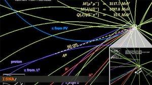 کشف یک ذره جدید در برخورد دهنده بزرگ هادرون