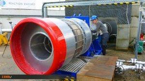 سفر هواپیماها به فضا با فناوری جدید موتور فضاپیما