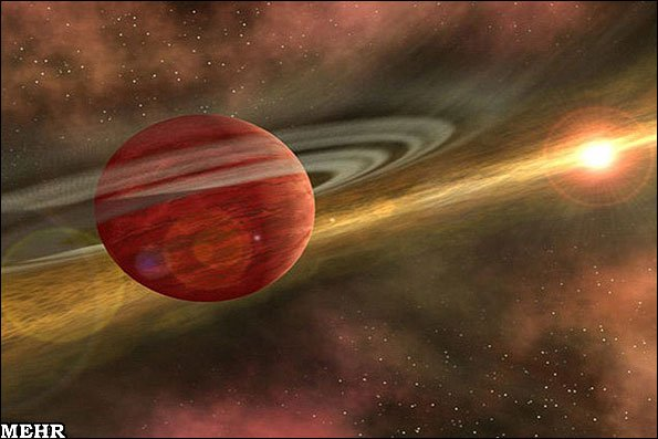 تصاویری از گرمترین و سردترین سیاره ها