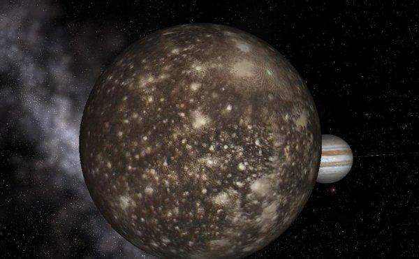 اقمار گالیله ای سیاره مشتری