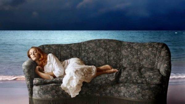 الگوی خواب انسان در اقیانوس فرگشت یافته!
